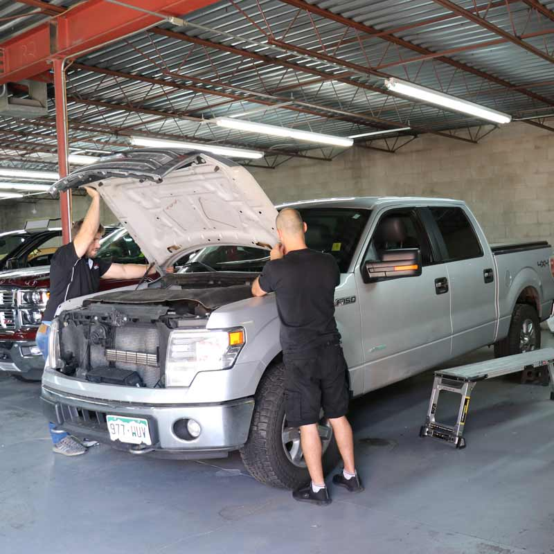 Vehicle Hail Damage Repair CO
