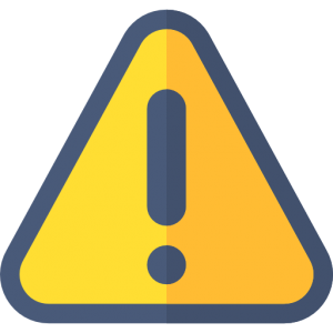 Warning Logo
