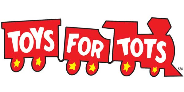 Toys for Tots White
